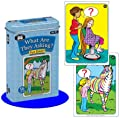 What Are They Asking Fun Deck Cards - Super Duper Educational Learning Toy For Kids from Super Duper® Publications