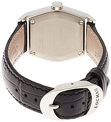 LOCMAN watch stealth Lady Quartz Ladies 0204 020400BKFBL0PSK Ladies