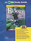 img - for Prentice Hall Biology: Texas : All-in-One Study Guide book / textbook / text book