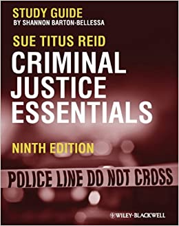 intro to criminal justice study guide free