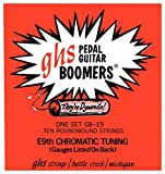 GHS GB-E9 Boomers (E9th Tuning) Pedal Steel Guitar