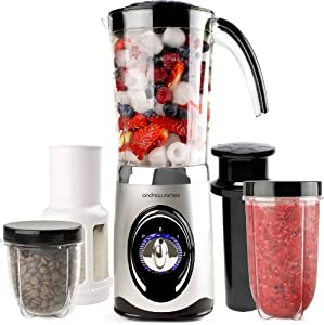 Paul Food Processor Reviews The Best Andrew James 4 In 1