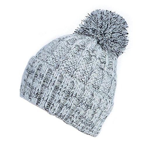 inverno-caldo-berretto-lana-donna-misto-colore-allaperto-per-il-tempo-libero-white