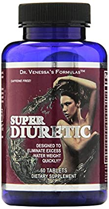 buy Dr. Venessa'S Formulas Super Diuretic Tablets, 60 Count