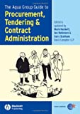 img - for The Aqua Group Guide to Procurement, Tendering & Contract Administration book / textbook / text book