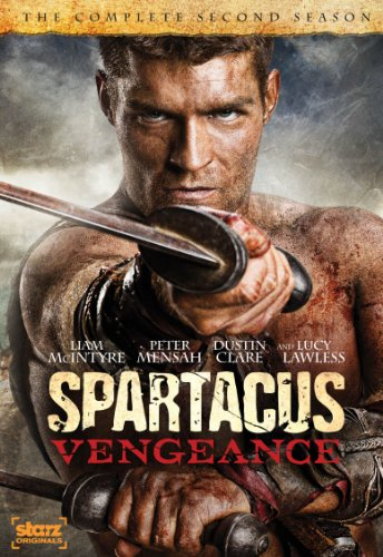 Spartacus: Vengeance [DVD] [Import]
