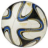 adidas(アディダス) サッカー ボール ブラズーカグライダー 5号球 メンズ AF5808WBG 5