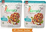#8: Karrotz - Healthy Mix of Top Quality Berries, Fruits, Nuts, Seeds & Grams for Breakfast, Topping or Snacking (2 X 100gms packs of Family SuperSnack)