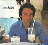 Steve Hackett: Cured LP VG++ Canada Epic FE 37632