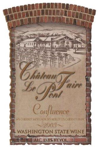 "2003 Chateau Faire Le Pont ""Confluence"" Red 750 Ml"