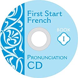 First Start French I, Pronunciation CD by Memoria Press