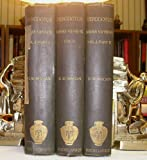 img - for Herodotus: The Seventh, Eighth, & Ninth Books, with Introduction, Text, Apparatus, Commentary, Appendices, Indices, Maps (3 Volumes) book / textbook / text book