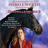 Quadrillenmusik 3 - Musik zum Reiten Vol. 32 - Kürmusik instrumental