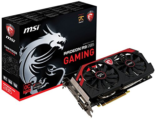 MSI Graphics Cards R9 285 GAMING 2G