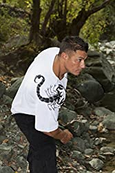 BIG SAM Ragtop Rag Top Sweater Gym T-Shirt UNCLE BODY DOG Logo *3091*