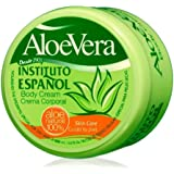 Instituto Espanol 400ml Aloe Vera Hand and Body Cream