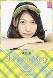 クリアファイル付 (卓上)AKB48 茂木忍 カレンダー 2015年