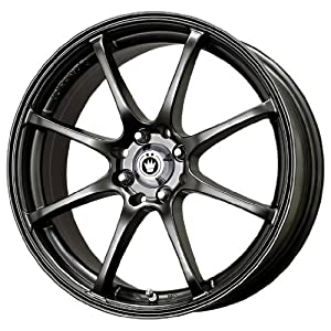 Konig Feather Gloss Black Wheel (17x7.5