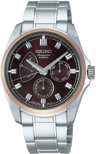 SEIKO (セイコー) 腕時計 MECHANICAL メカニカル SARC009 メンズ