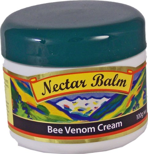Bee Venom Cream - Natural Muscle Pain Relief