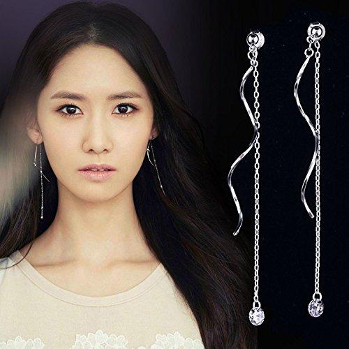 nach-der-welle-twinstyle925-silber-fransen-hangen-lange-ohren-ohrringe-weibliche-linie-japan-sudkore
