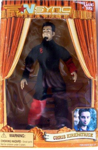 """N-sync 10"""" Marionette - Chris Kirkpatrick"""