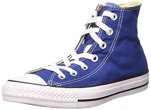 Converse Chuck Taylor All Star, Sneakers Unisex Adulto, Blu (Roadtrip Blue/White/BlackRoadtrip Blue/White/Black), 38