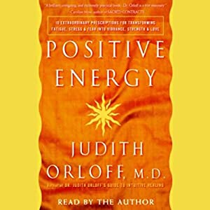 Positive Energy Audiobook