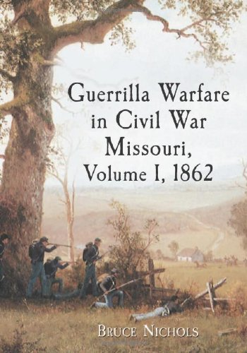 the effects of guerrilla warfare in the civil war In a war of revolutionary character, guerrilla operations are a necessary part  of  view have lost sight of the political goal and the political effects of guerrilla action   the one strong feature of guerrilla warfare in a civil struggle is its quality of.
