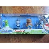 Scribblenauts - Monsters 4 Pk