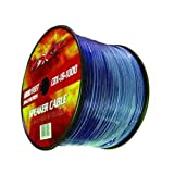 Xxx Cbx181000 18 Ga 1000' Spool Speaker Wire With Translucent Insulation