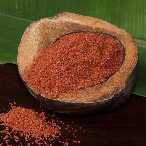 Red hawaiian salt