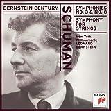 "Schuman: Symphonies Nos. 3, 5 (""Symphony for Strings"")  & 8"