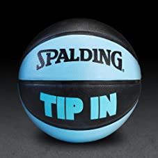 TIP IN Rubber Basketball - Blue/Black