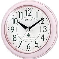 DAILY (デイリー) 掛け時計 置時計 アクアパークN 強化防滴・防塵タイプ マルチフック採用 4KG711DA13