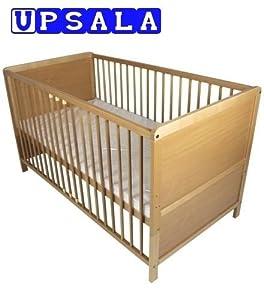 Baby Cot Bed 140 x 70 cm Upsala design