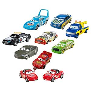 Disney Pixar Cars Race Tow Truck Tom