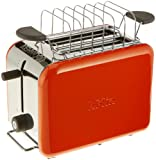 Kenwood TTM 027 kMix Toaster / Boutique-Serie / 2-Schlitz / 900 Watt /Orange