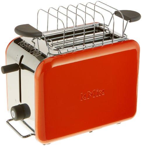 kenwood kmix ttm 027 grille pain 2 fentes orange 900 w. Black Bedroom Furniture Sets. Home Design Ideas