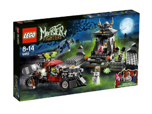 Lego 9465 Monster Fighters - Grabstätte der Zombies