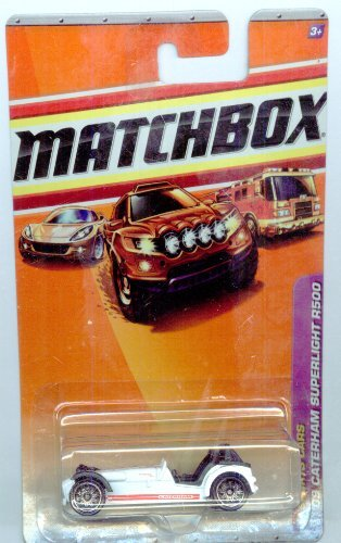 Matchbox 2010-3/100 Sports Cars '09 Caterham Superlight R500 1:64 Scale - 1