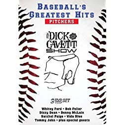Dick Cavett Show: Baseball's Greatest Hits: The Pitchers