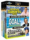 echange, troc The Ultimate Interactive DVD Game Sports Collection - Darren Gough's Brilliant Sports Quiz/Terry Venables' Goal/Frankie Dettori