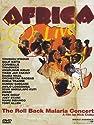 Africa Live: Roll Back Malaria Concert / Varios [DVD]<br>$337.00