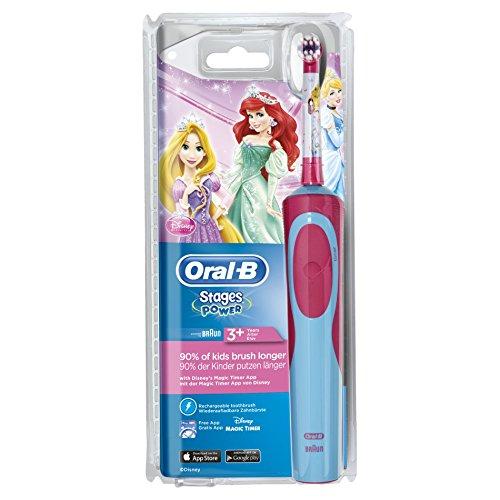 Oral-B Stages Power Kids Elektrische Zahnbürste mit Disneys...