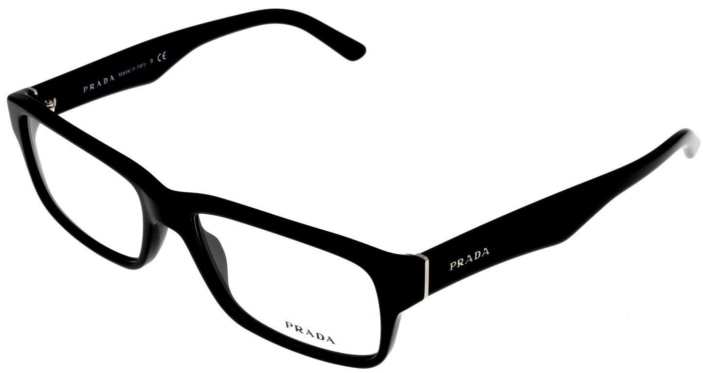 Prada Prescription Eyeglasses Frame Unisex  PR16MV 1AB101 at Sears.com