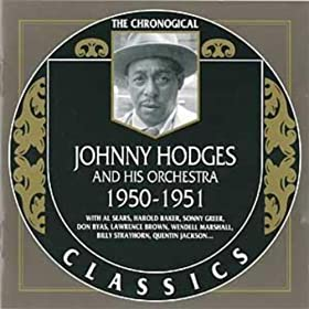 Johnny Hodges : 1950-1951