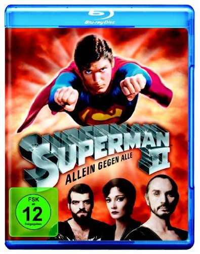 Superman 2 [Blu-ray]