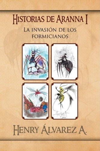 Historias de Aranna I  [Alvarez, Henry - A, Henry Alvarez] (Tapa Dura)