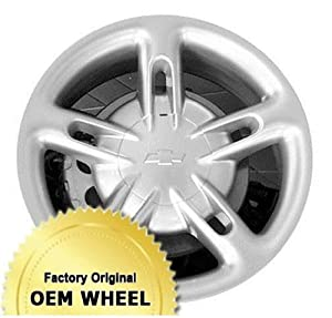 CHEVROLET SSR 19×8 5 SPOKE Factory Oem Wheel Rim- SILVER – Remanufactured